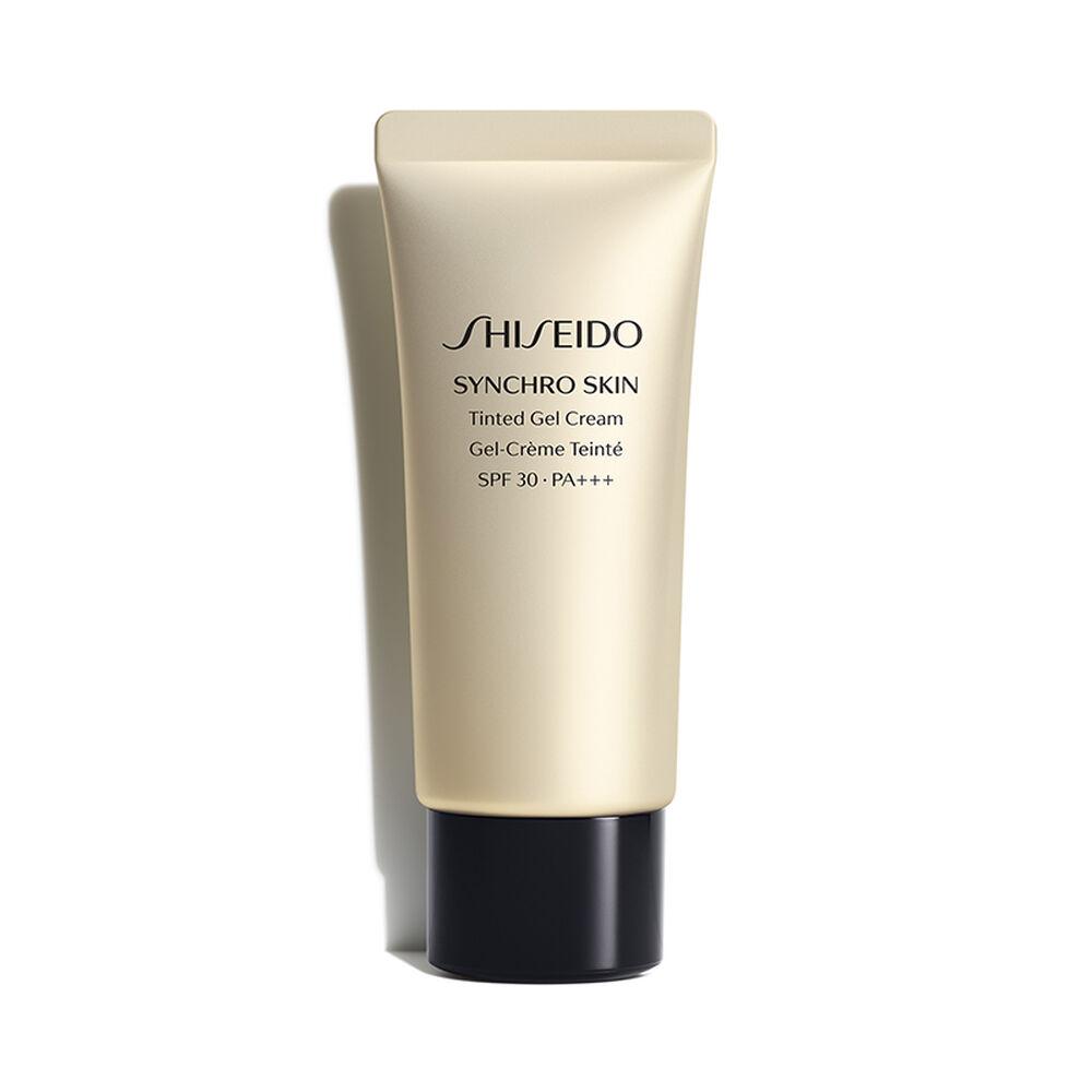 shiseido シンクロスキンティンティッドジェルクリーム